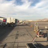 back at Phoenix Airport